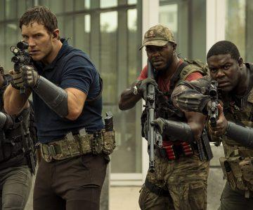 Chris Pratt regresa a la pantalla con The Tomorrow War