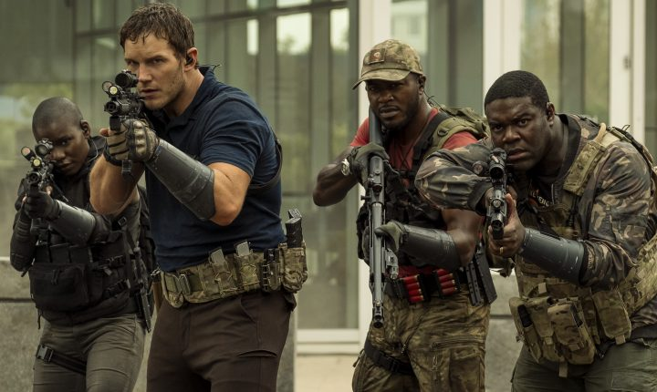 Chris Pratt regresa a la pantalla con The Tomorrow War