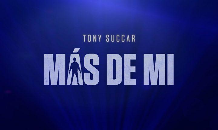 """""""Más de Mi"""" muestra el camino al éxito y el lado más sensible de Tony Succar"""