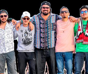Cumbia Casera, el nuevo álbum de Santaferia producido y grabado durante la pandemia