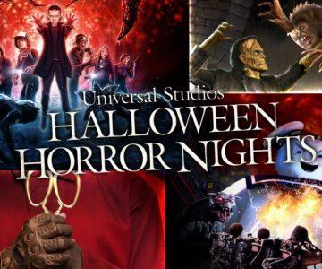 Halloween Horror Nights está de vuelta con más casas embrujadas