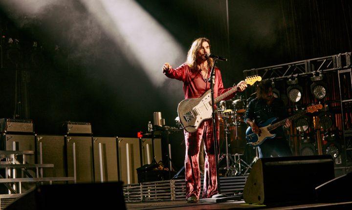 Con espectacular concierto el multipremiado colombiano Juanes inicia su gira Origen