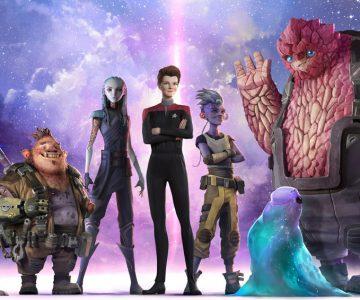 Star Trek Prodigy una súper serie dirigida a conquistar a los más chicos de la casa
