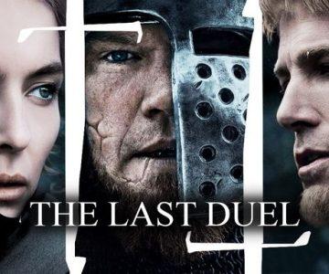 The Last Duel – Sorteo